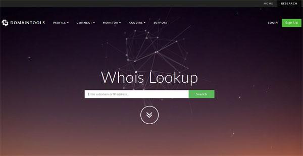 FREE Whois Domain Tool
